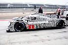 WEC Porsche-Debüt für WEC-Pilot Andre Lotterer bei Test in Aragon