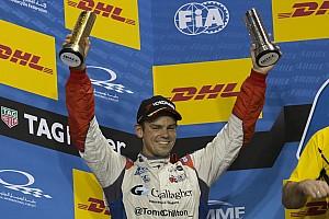 WTCC Ultime notizie Chilton tuttofare, rinnova con la Sébastien Loeb Racing e punta al Mondiale