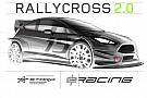 Rally In America debutta una serie elettrica per Rallycross