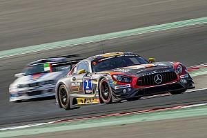 Endurance Qualifiche A Dubai la pole va alla Mercedes del Team Black Falcon