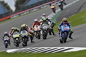 MotoGP Últimas notícias Por MotoGP em Silverstone, Warwick 'seca' Circuito de Gales