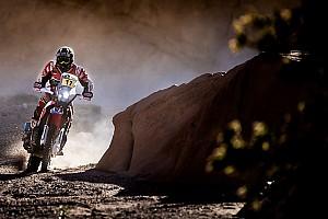 Dakar Résumé de spéciale Étape 11, motos - Gonçalves s'impose, Sunderland à une étape du titre