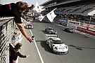 Endurance Porsche et le Herberth Motorsport s'imposent à Dubaï