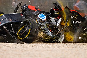 FIA simuleerde crash Alonso in Melbourne met halo