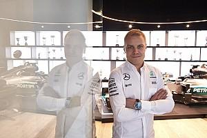 Mercedes confirma Bottas como substituto de Rosberg