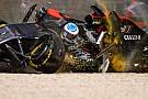 Формула 1 FIA змоделювала аварію Алонсо в Австралії з Halo