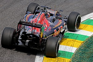 El Toro Rosso de Sainz y Kvyat en 2017 tendrá pintura mate