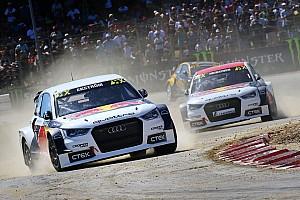 Rallycross-WM News Rallycross-WM: Rennstall von Mattias Ekström wird Audi-Werksteam