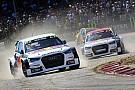 Rallycross-WM Rallycross-WM: Rennstall von Mattias Ekström wird Audi-Werksteam