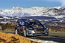 WRC Monte Carlo WRC: Ogier ve M-Sport sezona hızlı başladı