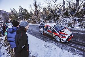 WRC Actualités Latvala n'a