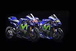 MotoGP Top List Galería: Así es la nueva Yamaha M1 2017