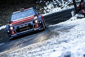 WRC Noticias de última hora Un accidente de carretera deja a Meeke fuera del Montecarlo