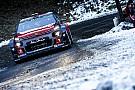 WRC Un accidente de carretera deja a Meeke fuera del Montecarlo