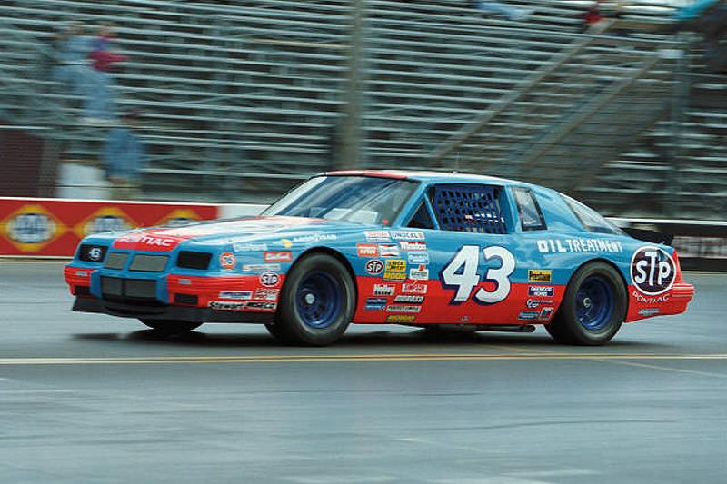 NASCAR: #43 Pontiac