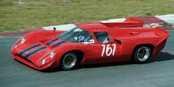 Sports: #161 1969 Lola T-70 GT