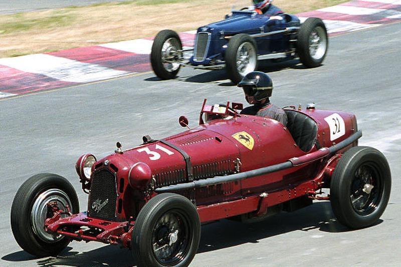 1932 Alfa-Romeo & 1930 Austin 7