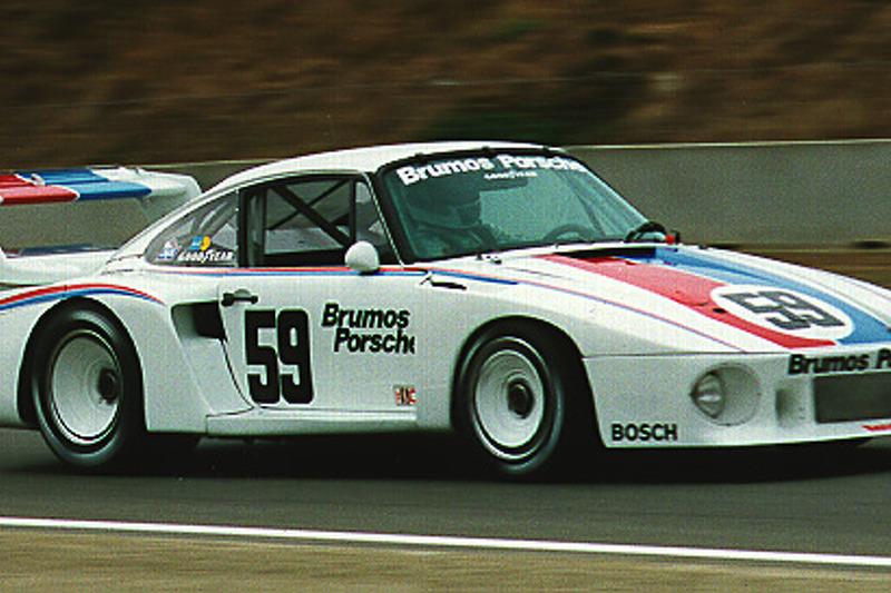 Exhibition Porsche 935 - Gregg/Brumos (between turns 2 & 3)