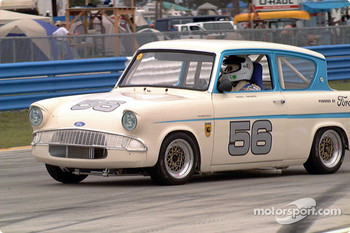 Ross Bremer's vintage Ford