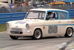 Ross Bremer's vintage Ford