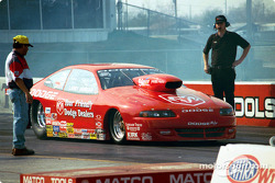 Larry Morgan's Pro Stock Avenger