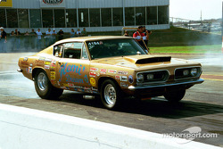 Hemi Dream Super Stock Barracuda