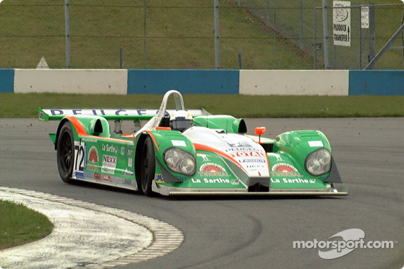 Pescarolo Courage C60