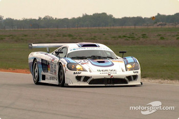 Saleen on backstraight