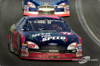 Ricky Rudd battled back from being one lap down to post a 7th place finish