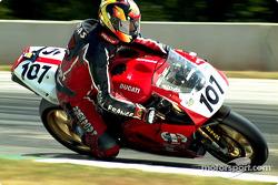 Carlos Macias, Superbike