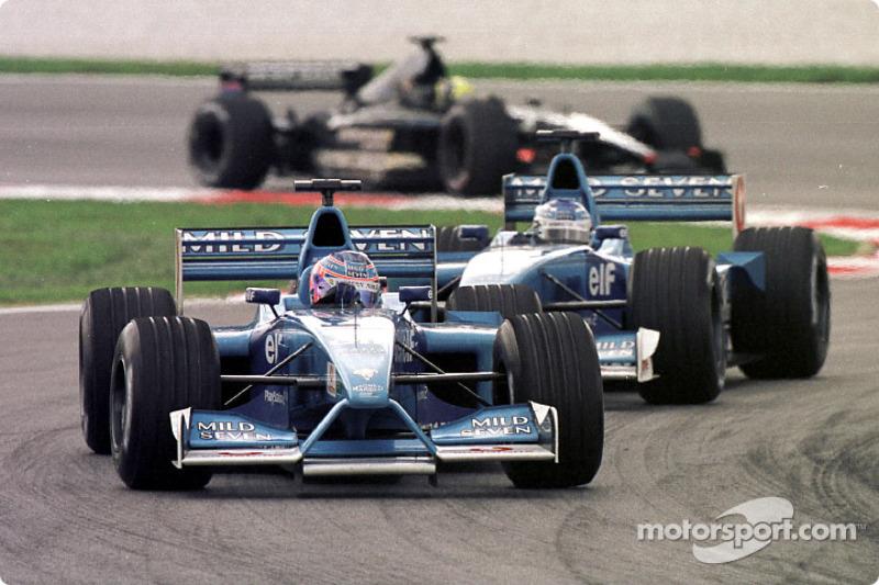 Diaporama  Jenson Button, 36 ans et 16 saisons de F1  Motorsport.com