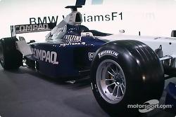 The BMW Williams F1 FW23