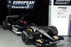 The European Minardi PS01