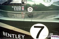 Brundle's unlucky 7