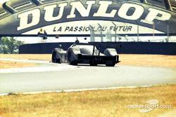 Bentley under Dunlop bridge