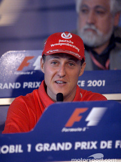 Thursday FIA press conference: Michael Schumacher