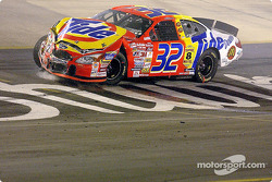 Trouble for Ricky Craven
