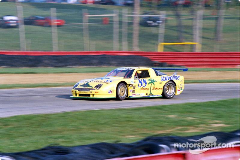 Miller at speed