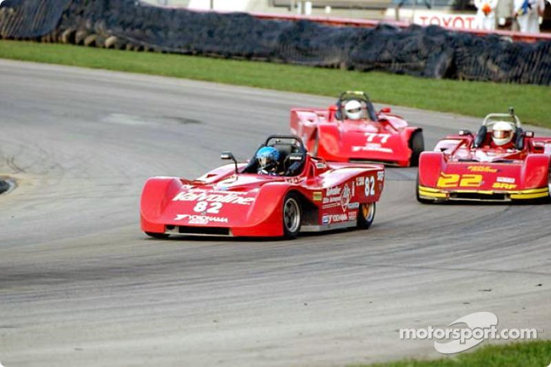 Race 15, Spec Racer Ford: Michael Dirienzo
