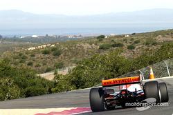 Max Wilson and beautiful Monterey scenery