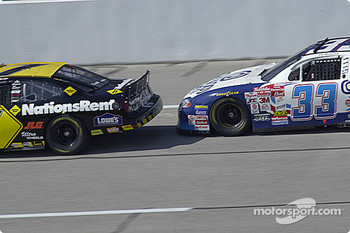 Kevin Lepage and Joe Nemechek