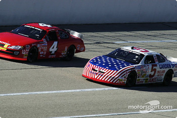 Justin Labonte and Bobby Gerhart