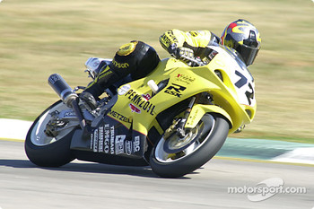 Billy  Ethridge Suzuki 1000
