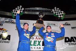 Doug Goad and Devon Powell claimed the 2001 Grand-Am Cup Championship