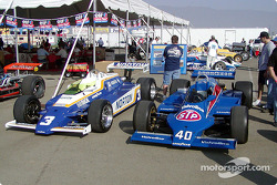 1981 Penske PC9 and 1981 Wildcat