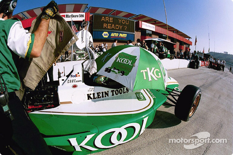 Are you ready, Paul Tracy?