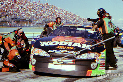 Pitstop for Stacy Compton