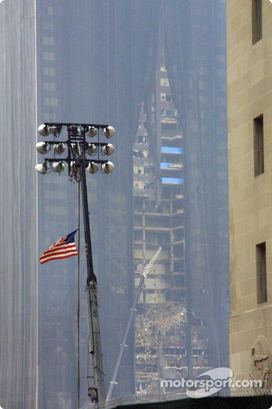 Visit at Ground Zero