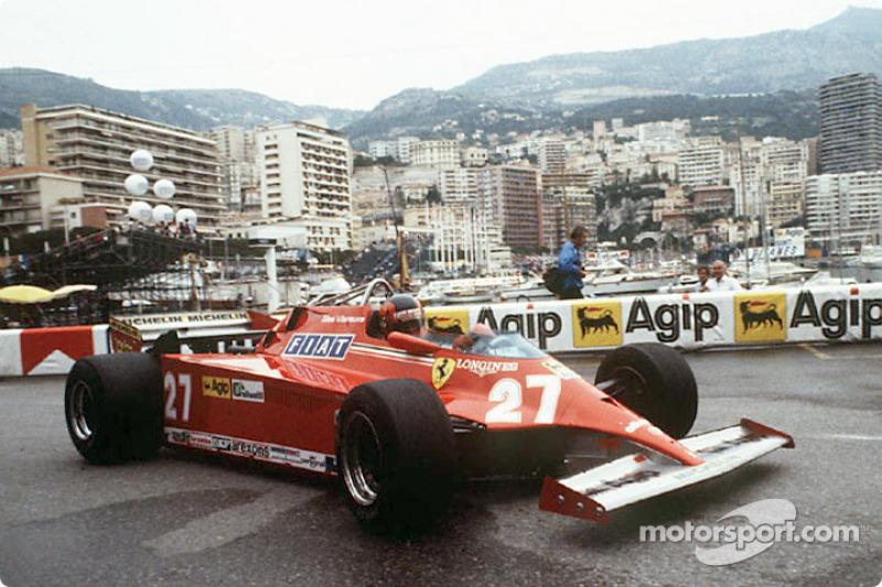Erster Monaco-Sieger mit Turbo-Motor