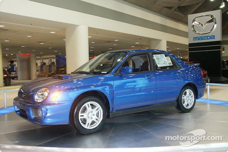 Four door Subaru